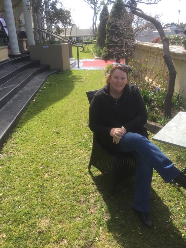 Morning Tea at the Carrington at Katoomba