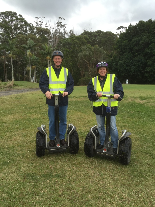 Segway - really is as easy as they make out!