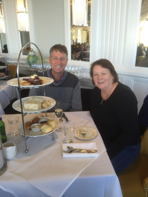 High Tea at the Hydro Majestic