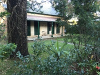 The old school mistress's house for Hunters Hill school